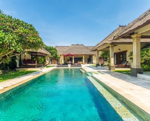 Villa Alam - Seminyak Villas Bali