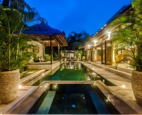 Villa Damai - 3 bedroom villa Seminyak