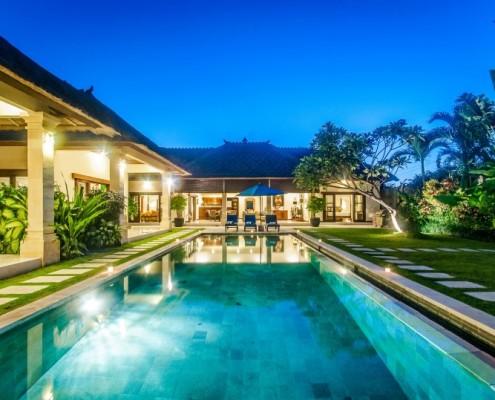 Seminyak Villas Bali - Villa Santai