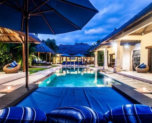 Villa Saphir - Bali Seminyak villas