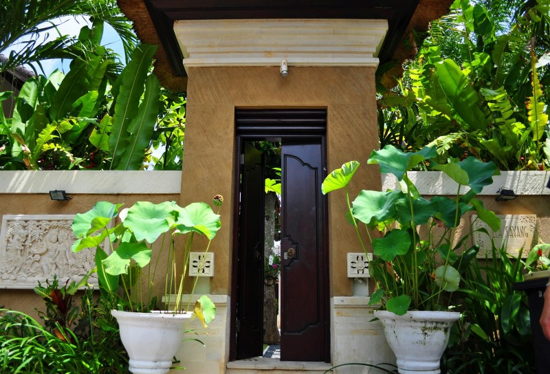 4 bedroom villa seminyak, villa sayang only 600 meters to beach