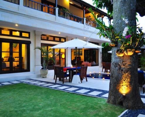 4 bedroom villa Seminyak, Villa Sayang