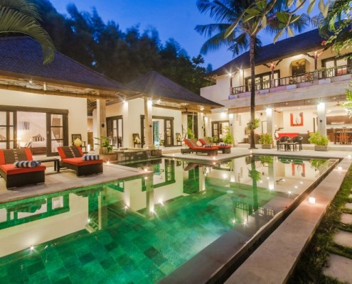 Bali private pool villa - Villa Tresna
