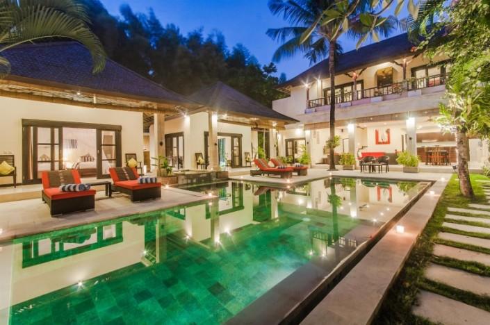 Bali private pool villa - Villa Tresna