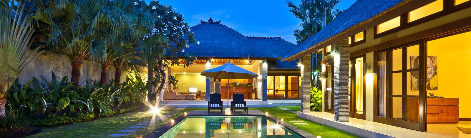 Luxury Villas Seminyak