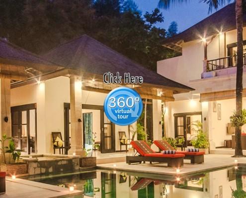 5 bedroom Villa Seminyak