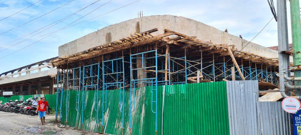 Bintang Supermarket Rebuild