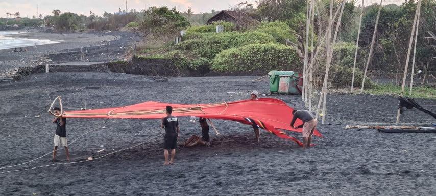 Bali Kite Season
