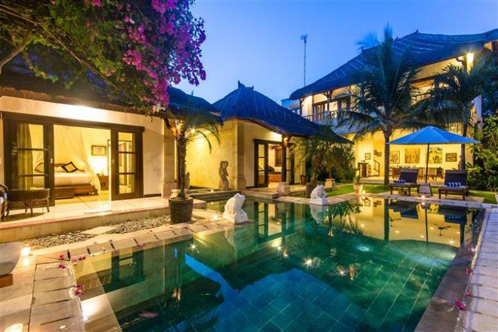 Villa Arjuna - Bali Seminyak Villas
