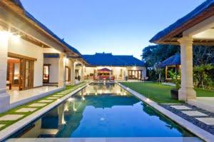 Private Pool Villa Seminyak 1