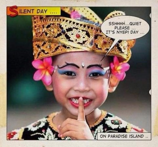 What is Nyepi in Bali