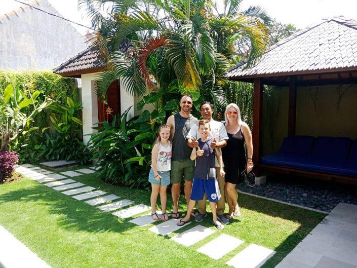 Guest Reviews of Seminyak Villas 3