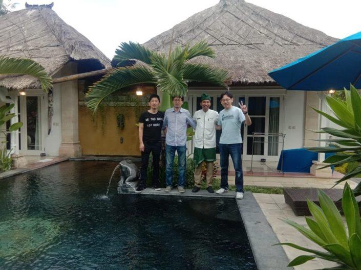 3 bedroom pool villa seminyak