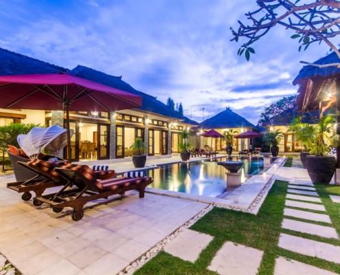 Bali Monthly Rentals - 5 bedroom Villa Seminyak