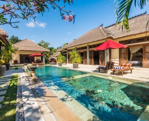 Bali Monthly Rentals - Villa AnTan
