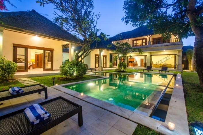 Seminyak Villas Bali - Villa Cemara