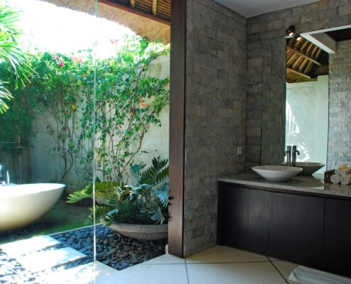 private pool villa seminyak