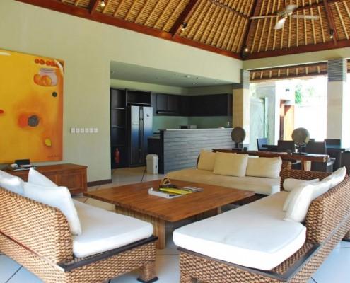 private pool villa seminyak