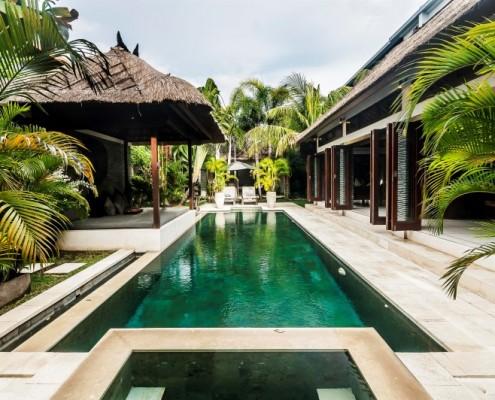 Seminyak Pool Villa - Villa Damai