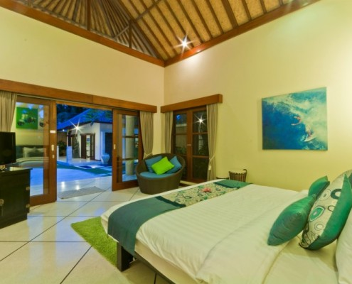 Bali holiday villas