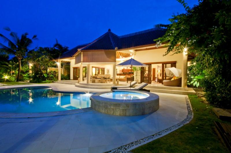 Seminyak Private Pool Villa Villa Mango 3 Bedroom Holiday Villa