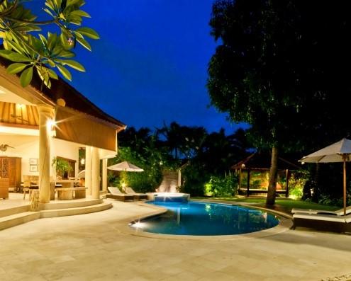 Bali holiday villas