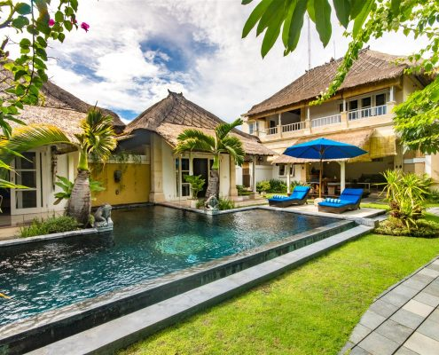 3 Bedroom Villa Seminyak - Villa Rasi