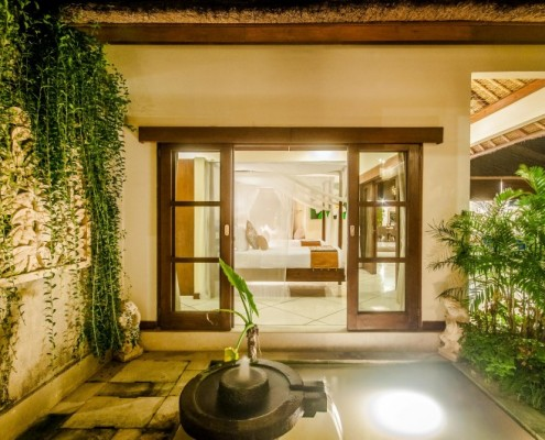 Seminyak villas with private pool
