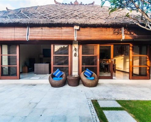 4 bedroom Seminyak villa