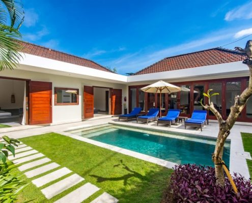 Bali Private Pool Villa - Villa Umah Kupu Kupu 2