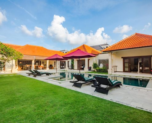 Bali Monthly Rentals - Villa Vara