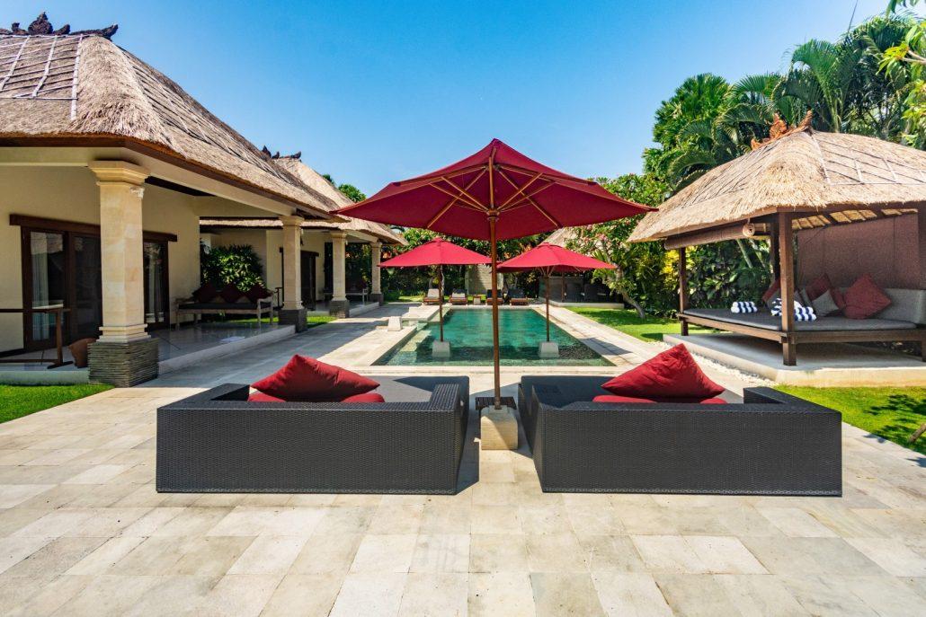 Bali Villas Seminyak 4 Bedroom Villa Alam Managed By Villa Bugis