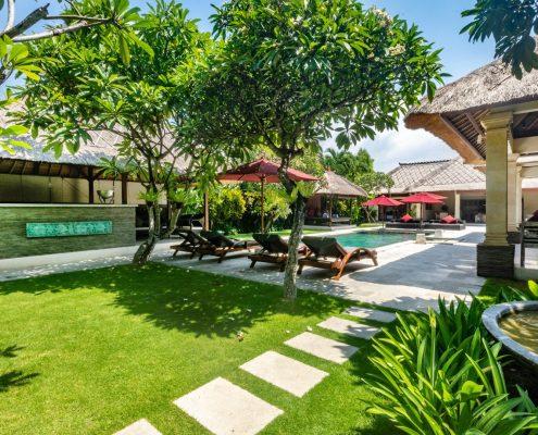 Bali Monthly Rentals - Villa Alam