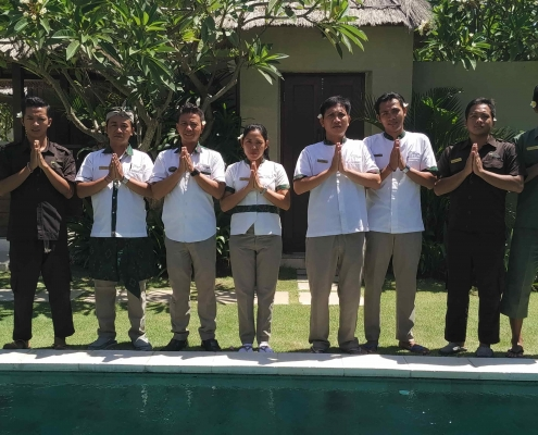 Villa Bugis Staff 1