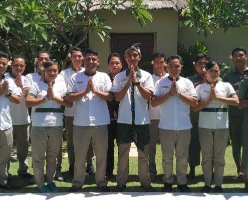 Villa Bugis Staff 2