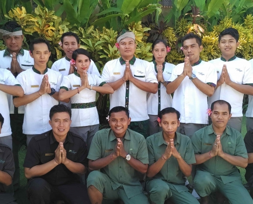 Villa Bugis Staff 3