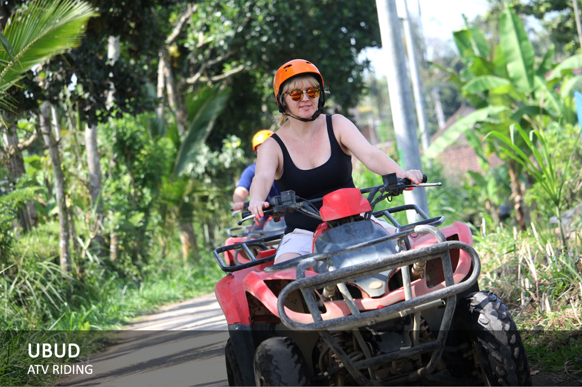 Ubud ATV Riding